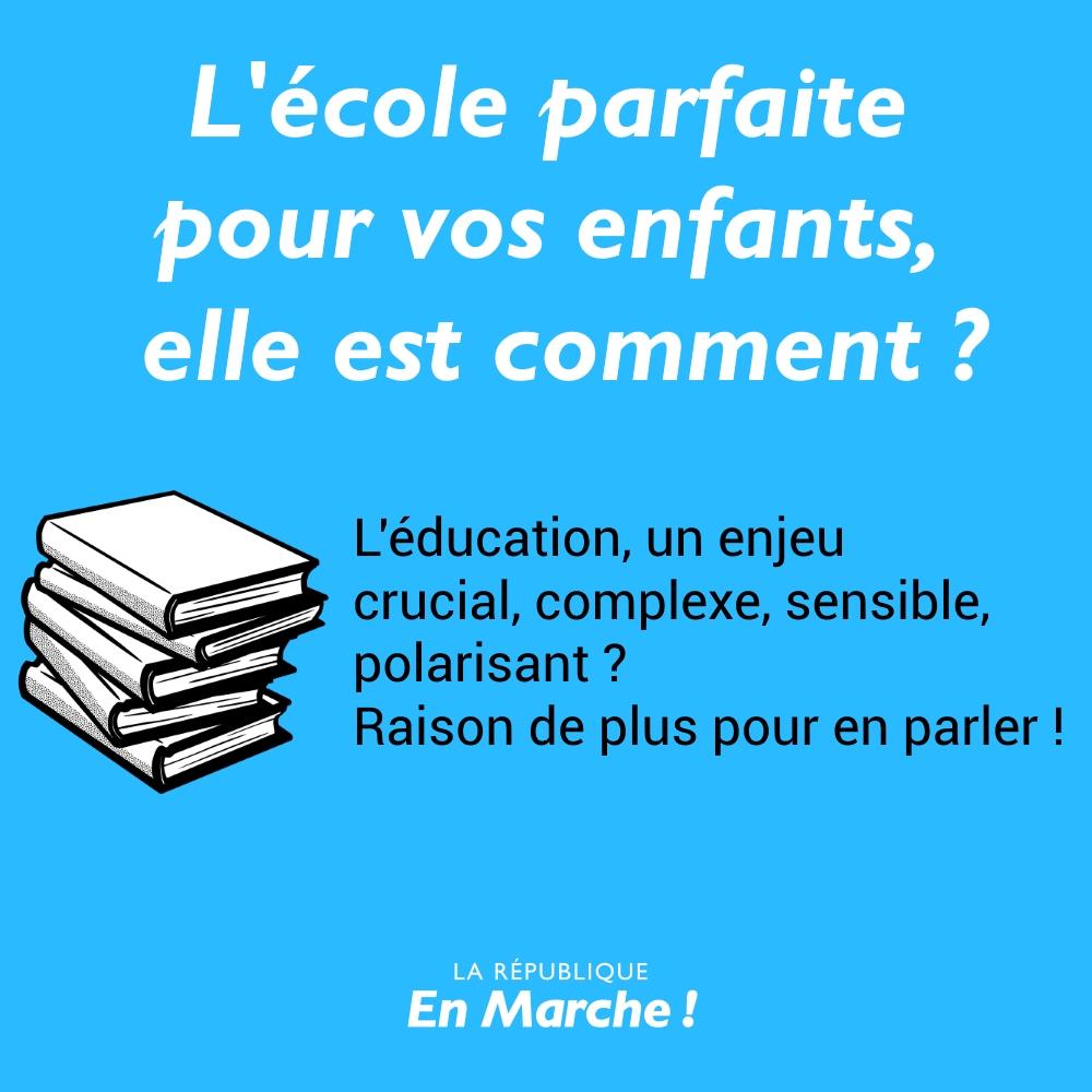 image from Education : Pour que chaque enfant trouve sa place